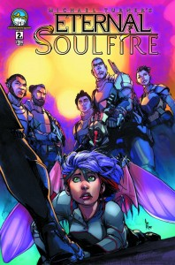 ETERNAL SOULFIRE #2 DIRECT MARKET CVR A