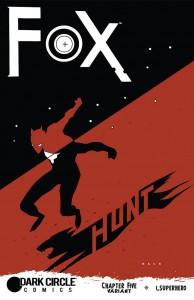 FOX DARK CIRCLE #5