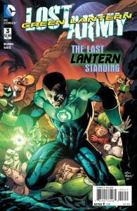 GREEN LANTERN THE LOST ARMY #3
