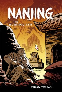 NANJING THE BURNING CITY HC VOL 01