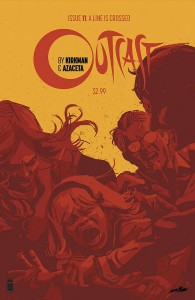OUTCAST BY KIRKMAN & AZACETA #11 (MR)