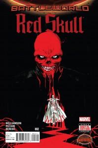 RED SKULL #2 (OF 3)