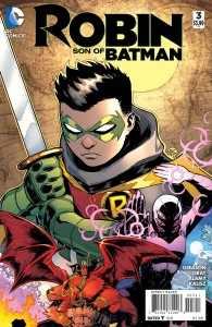 ROBIN SON OF BATMAN #3