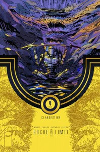 ROCHE LIMIT CLANDESTINY #4