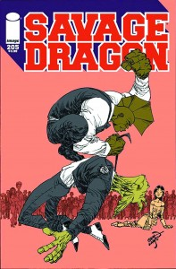 SAVAGE DRAGON #205