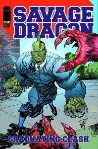 SAVAGE DRAGON #206