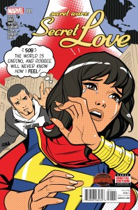 SECRET WARS SECRET LOVE #1