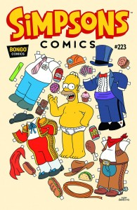 SIMPSONS COMICS #223