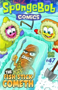 SPONGEBOB COMICS #47