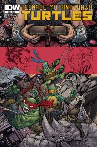 TMNT ONGOING #49