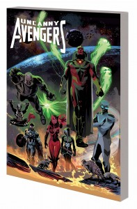 UNCANNY AVENGERS TP COUNTER EVOLUTIONARY TP VOL 01 COUNTER EVOLUTIONARY