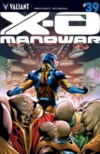 X-O MANOWAR #39 CVR A