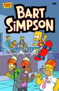 BART SIMPSON COMICS #98 #98
