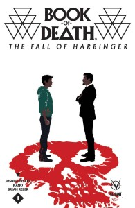 BOOK OF DEATH FALL OF HARBINGER #1 CVR A ALLEN (ONE SHOT)