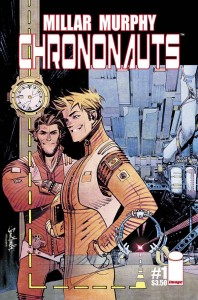 CHRONONAUTS TP VOL 01 (MR)
