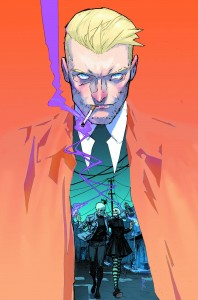 CONSTANTINE THE HELLBLAZER #4