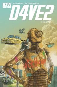 D4VE2 #1 (OF 4)
