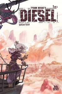 DIESEL #1 (OF 4)