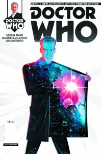 DOCTOR WHO THE TWELFTH DOCTOR #11 #11 REG HUGHES