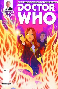 DOCTOR WHO THE TWELFTH DOCTOR #12 #12 REG HUGHES