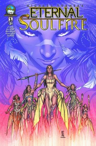 ETERNAL SOULFIRE #3 DIRECT MARKET CVR A