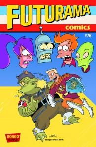 FUTURAMA COMICS #76 #76