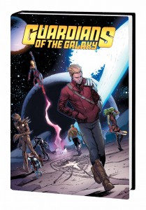 GUARDIANS OF GALAXY PREM HC VOL 05 THROUGH LOOKING GLASS