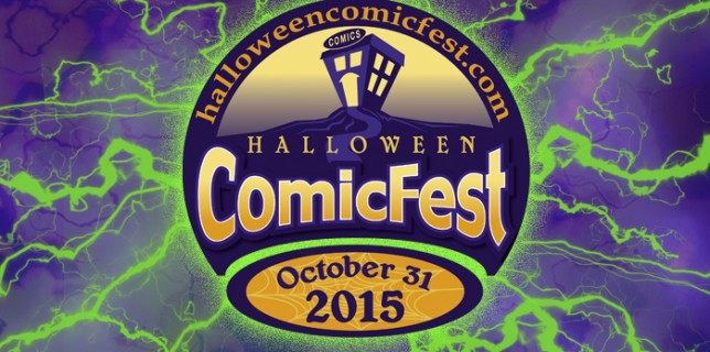 Halloween Comic Fest 2015