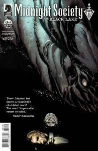 MIDNIGHT SOCIETY THE BLACK LAKE #3 (OF 4)