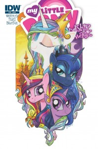 MY LITTLE PONY FRIENDSHIP IS MAGIC #34