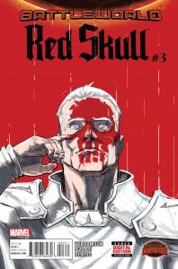 RED SKULL #3 (OF 3)