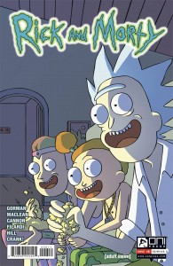 RICK & MORTY #6