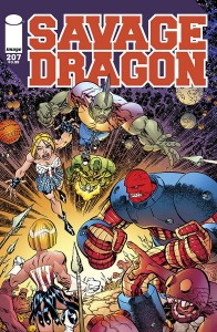 SAVAGE DRAGON #207 (MR)