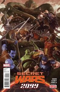 SECRET WARS 2099 #5 (OF 5)