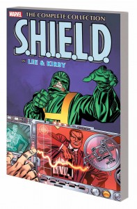 SHIELD BY LEE AND KIRBY COMPLETE COLLECTION TP