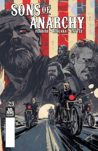 SONS OF ANARCHY #25 (MR)
