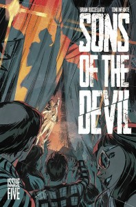 SONS OF THE DEVIL #5 CVR A INFANTE (MR)