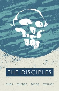 THE DISCIPLES #4 #4 (MR)