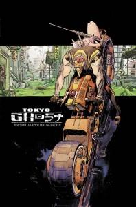 TOKYO GHOST #1 CVR A MURPHY (MR)