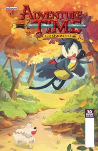ADVENTURE TIME 2015 SPOOOKTACULAR #1 MAIN CVR
