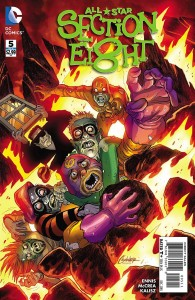 ALL STAR SECTION 8 #5 (OF 6)
