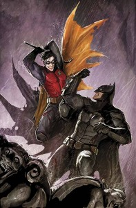 BATMAN ARKHAM KNIGHT GENESIS #3