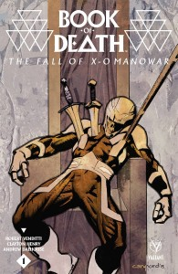 BOOK OF DEATH FALL OF X-O MANOWAR #1 CVR A NORD (ONE SHOT)