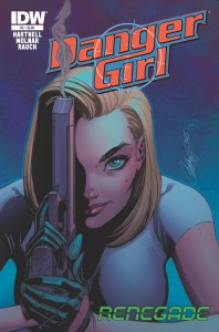 DANGER GIRL RENEGADE #2 (OF 4)