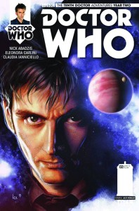 DOCTOR WHO THE TENTH DOCTOR YEAR 2 #2 #2 REG RONALD