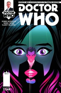 DOCTOR WHO THE TWELFTH DOCTOR #13 #13 REG HUGHES