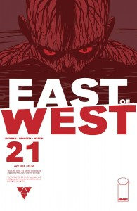 EAST OF WEST #21