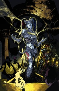 HARLEY QUINN #21 MONSTERS VAR ED
