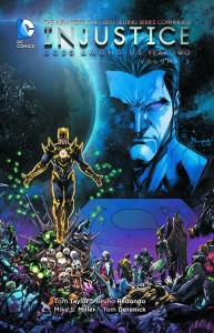 INJUSTICE GODS AMONG US YEAR TWO TP VOL 02