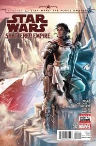 JOURNEY STAR WARS FASE #2